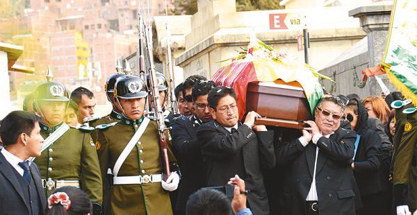 A Rodolfo Illanes lo recordarán como la autoridad que arriesgó su vida para buscar la paz en el país