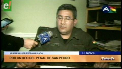 Mujer muere en el penal de San Pedro