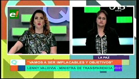 Caso Zapata: ¿Se deja al Ejecutivo fuera de una futura imputación?