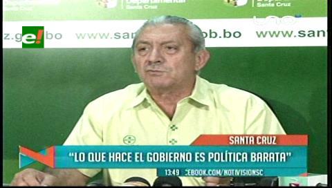 Urenda pide una reunión con el Ministerio de Salud para dar solución a la falta de ítems