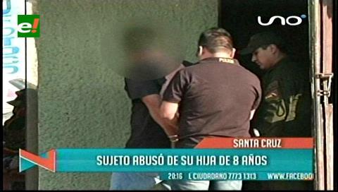 Santa Cruz: Niño descubre a su padre violando a su hermanita