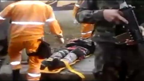 Tres militares encargados de la protección de los JJ.OO. son atacados a tiros en una favela de Río