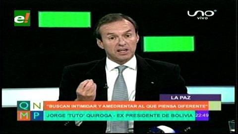 Tuto: Participación del Estado en el proyecto Aquío-Incahuasi será de apenas un 25 a 30 %