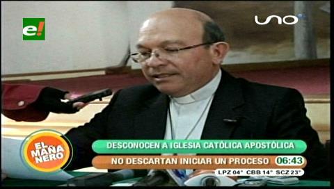 Iglesia Católica denuncia que ex sacerdotes entregan certificados falsos