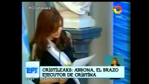 Revelan que Cristina ocultó movimientos sospechosos por casi US$ 500 millones