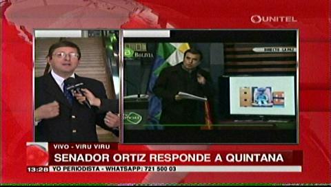 Ortiz defiende la transparencia de los recursos de la fundación que preside
