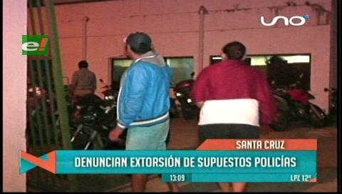 Caen 4 policías por extorsión a familia de presuntos atracadores