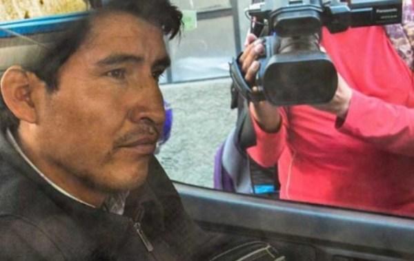 Damián Condori busca defenderse en libertad, devolvió al Estado Bs 649.000 del Fondo Indígena
