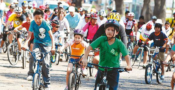 Actividades como el ciclismo se podrán practicar en todo el primer anillo, porque no circularán autos