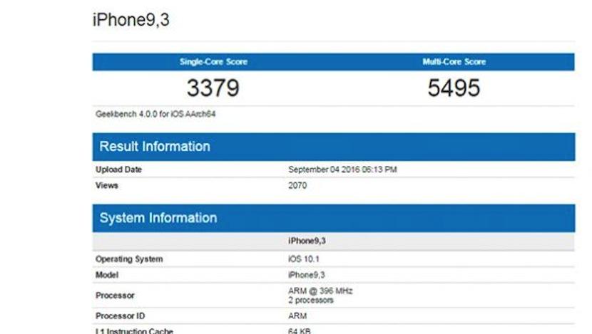 rendimiento iPhone 7 Plus