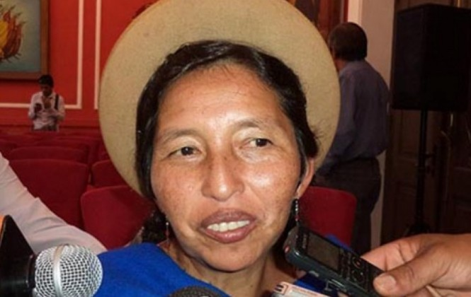 Caso Fondo Indígena: presentarán recurso de cesación a la detención de Julia Ramos