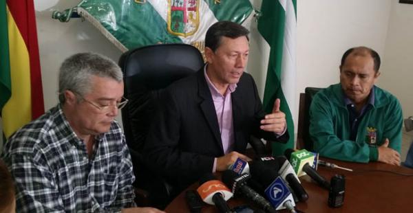 El Comité Cívico de Santa Cruz propone al Gobierno la dotación de tierras fiscales para personas que viven en Santa Cruz