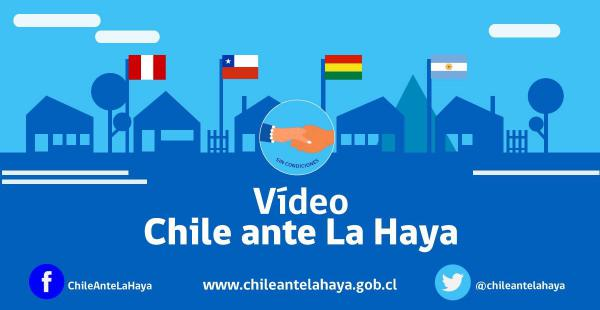 Video de Chile sobre su defensa en La Haya frente a la demanda marítima boliviana.