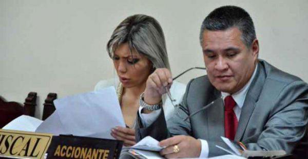 Eduardo León fue abogado defensor de Gabriela Zapata