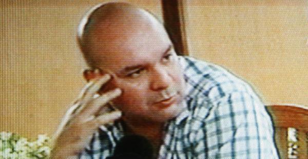 Melgar estuvo detenido en una cárcel de Uruguay, ahora tiene libertad bajo fianza