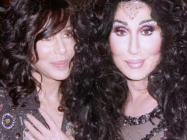 ¿Cuál es Steve y cuál es Cher?
