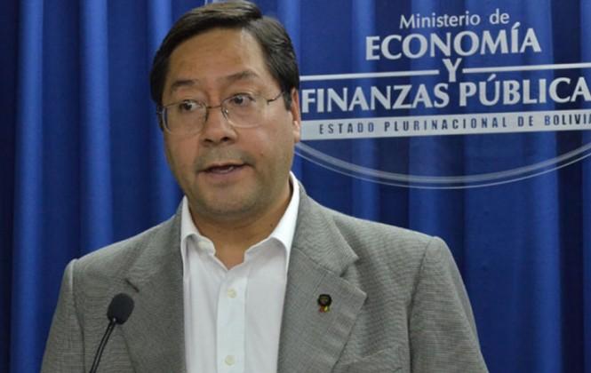 Ministro Arce pone en duda el pago del segundo aguinaldo