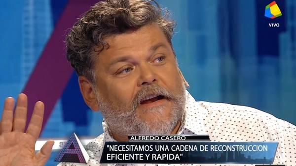 Casero polémico contra Macri y Tinelli ( Animales sueltos)