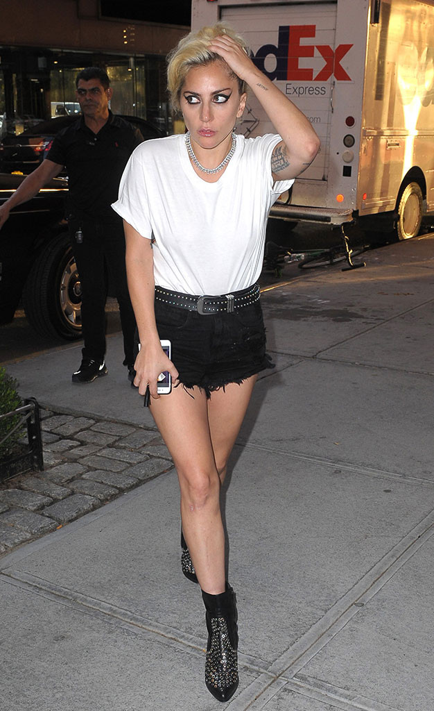 Lady Gaga, New York