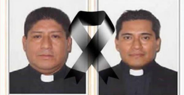 Los sacerdotes Alejo Naborí y José Alfredo Jiménez fueron asesinados en Veracruz
