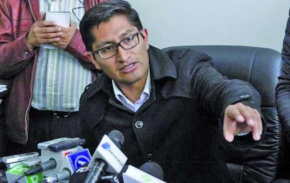 Comisión de fiscales analiza pedido de investigar a Nohemy Cámara por encubrimiento