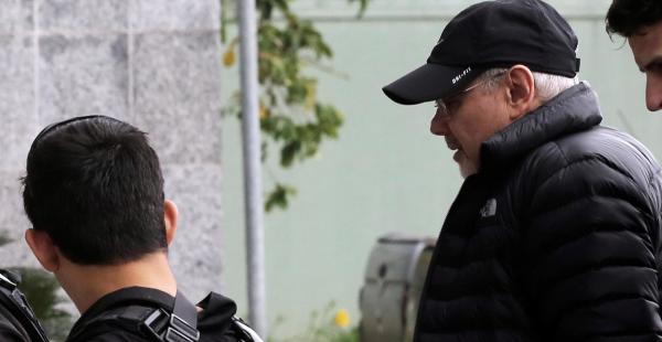 Mantega fue detenido bajo sospecha de participar en la red de corrupción en Petrobras