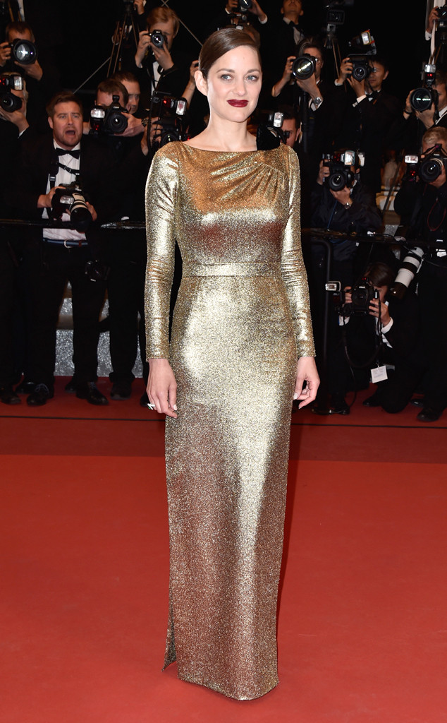 Marion Cotillard, Cannes 2016