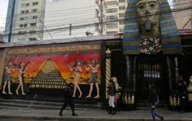 Revilla niega favorecimiento a Katanas y plantea debate sobre la prostitución