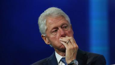 El expresidente de Estados Unidos, Bill Clinton, durante la reunión anual de la Iniciativa Global Clinton, el 27 de septiembre en Nueva York. (Crédito: Spencer Platt/Getty Images).