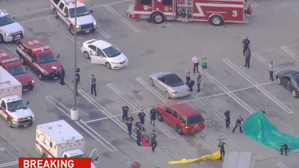 Abatido el autor de un tiroteo que ha dejado nueve heridos en Houston