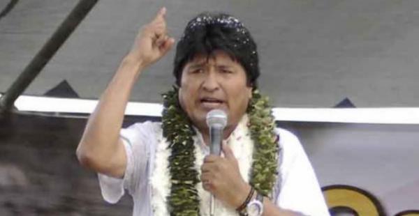 Evo Morales denunció que infiltrados de la derecha pretenden dividir al MAS en el Chapare.