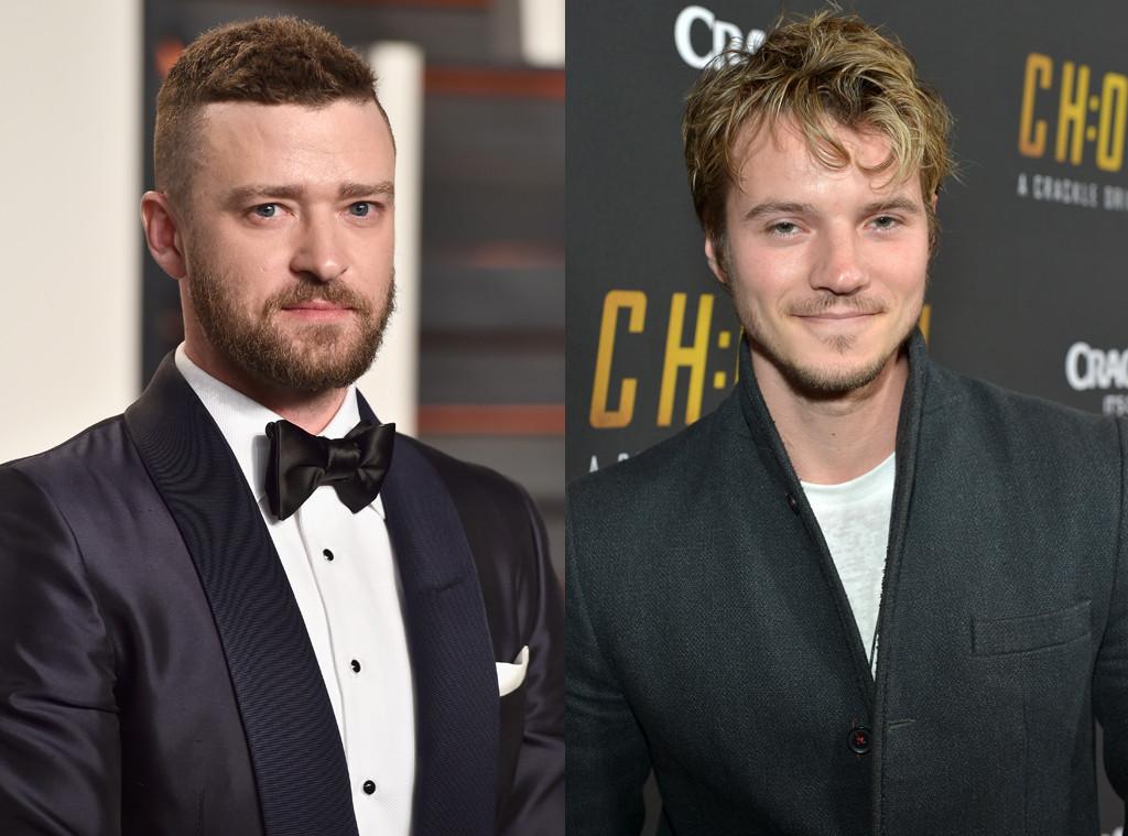Justin Timberlake, Nathan Keyes