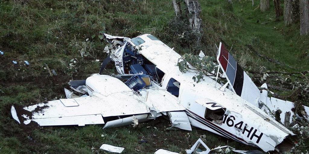 Resultado de imagen para Colombia: Una avioneta se estrella dejando varias víctimas
