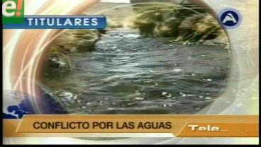 Titulares de TV: Canciller chileno Heraldo Muñoz dice que hará una visita a las aguas del Silala más adelante
