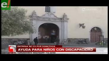 """Iglesia lanza """"Proyecto de Misericordia"""" para niños con discapacidad"""