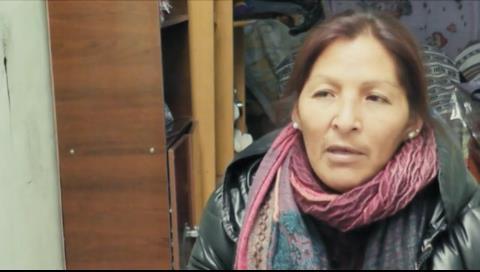 Niños bolivianos cuestan Bs 2.300 en la frontera