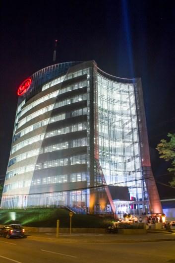 Nuevo edificio administrativo de Sofía