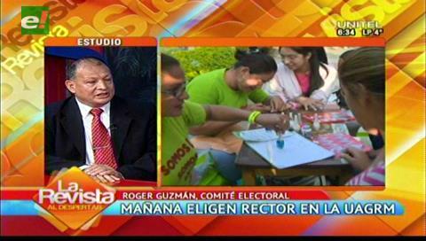 Santa Cruz. Ratifican elecciones en la Uagrm para mañana tras toma