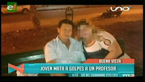 Un profesor es victimado a golpes, investigan una deuda