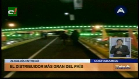 Cochabamba estrena el distribuidor de vehículos más grande de Bolivia