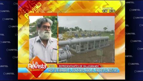 """En Vallegrande dicen que no los tomaron en cuenta para el proyecto """"Rositas"""""""