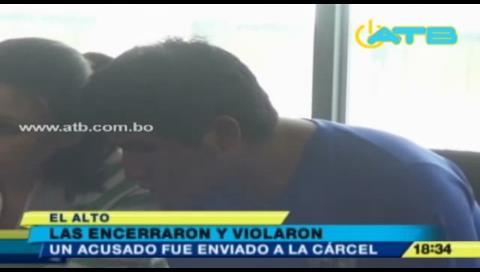 La Paz: Encarcelan a sujeto acusado de retener y violar a 2 menores