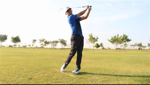 En la recta final del mayor Torneo de Golf Bolivia Open Mitsuba
