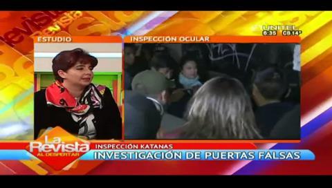 """La Paz: Califican como """"infrahumanas"""" las condiciones en el Katanas"""