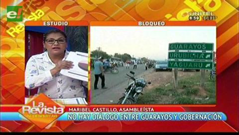 """Asambleísta Castillo: """"Los alcaldes de Demócratas están con las voces embargadas"""""""