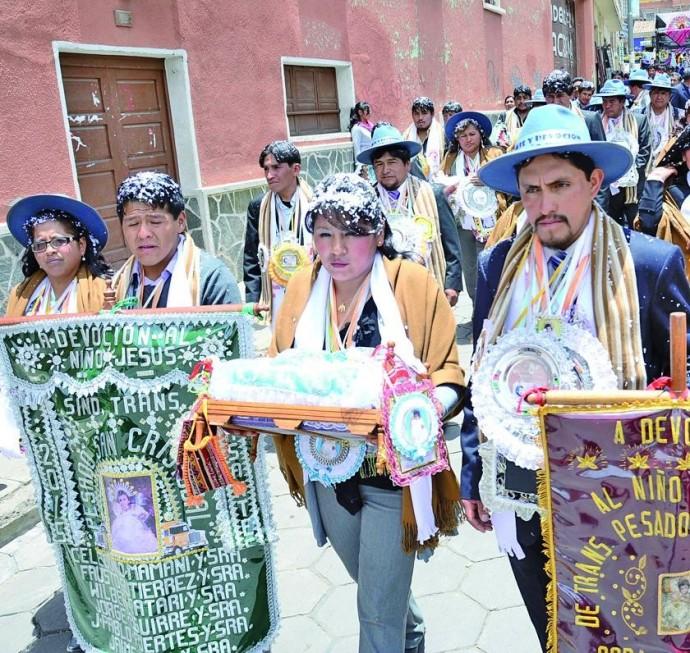 Resultado de imagen para Ley Seca rige en Oruro por festividad