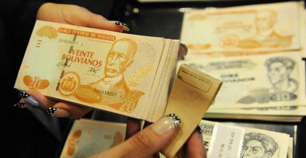 El FMI proyecta que el PIB de Bolivia cierre este año con un crecimiento superior al 3%, el Gobierno prevé que la tasa de crecimiento sea el 4,5%