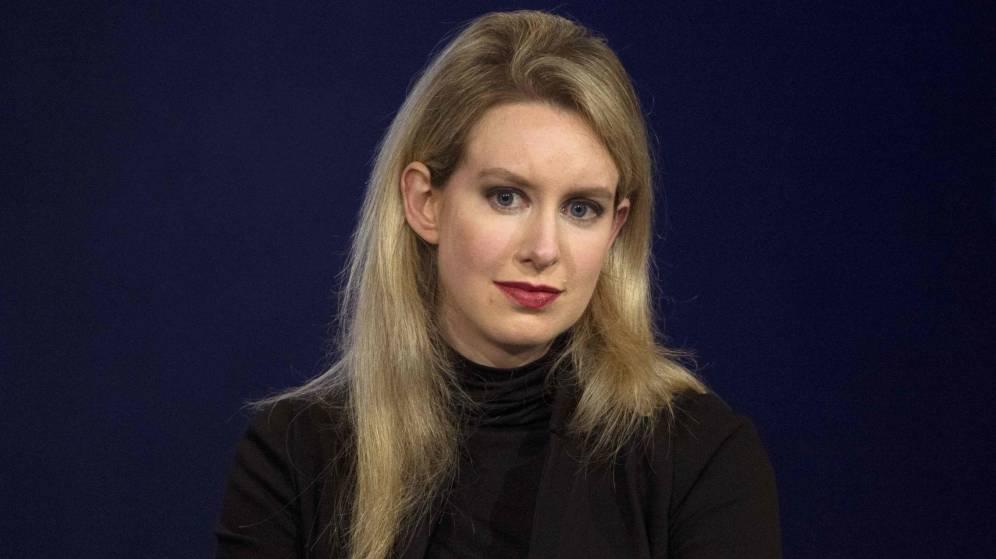 Foto: Elizabeth holmes, CEO y fundadora de Theranos. (Reuters)