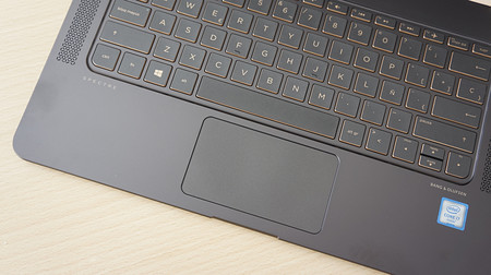 Hp Spectre Review Teclado