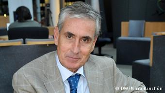 Ramón Jáuregui Atondo (DW/Mirra Banchón)
